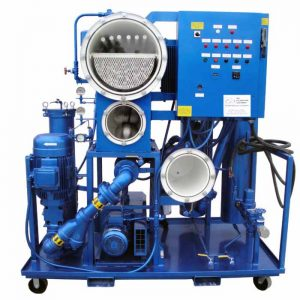 Vacuum-Dehydration-Oil-Purification-Systems-(VDOPS)-Oil-Purifier