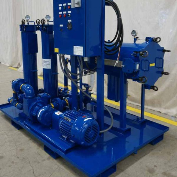 Fuel Filtration and Coalescer Systems1