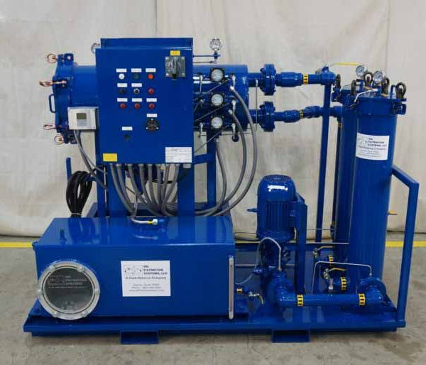 Fuel Filtration and Coalescer Systems2