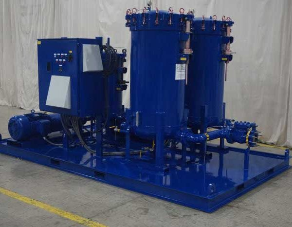 Fuel Filtration and Coalescer Systems3