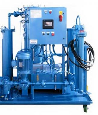 Lube Oil Coalescer System